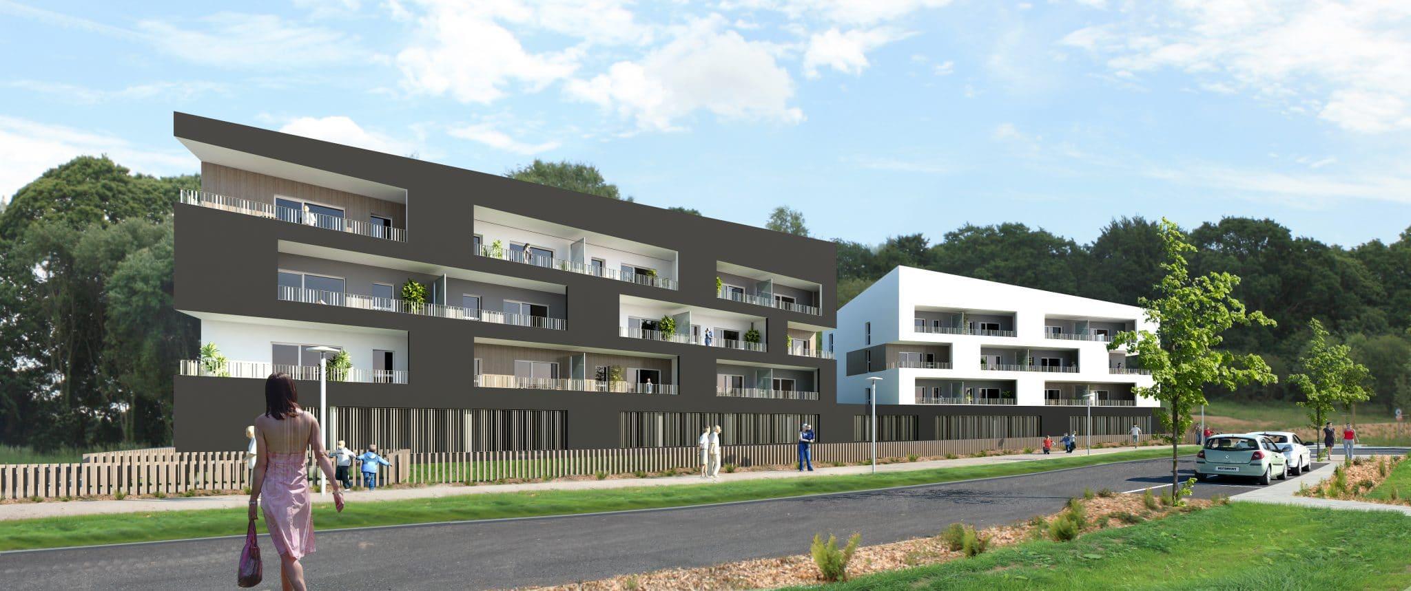 Appartements neufs Hennebont