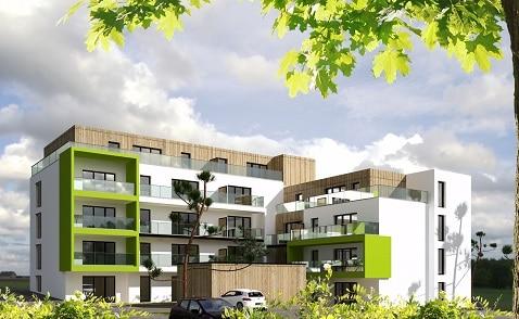 appartements à Brest lio pinel