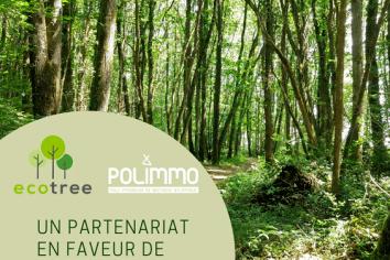 Partenariat Ecotree Polimmo